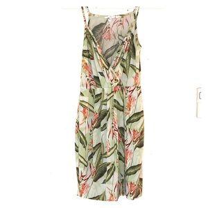 BCBG Leaf Dress
